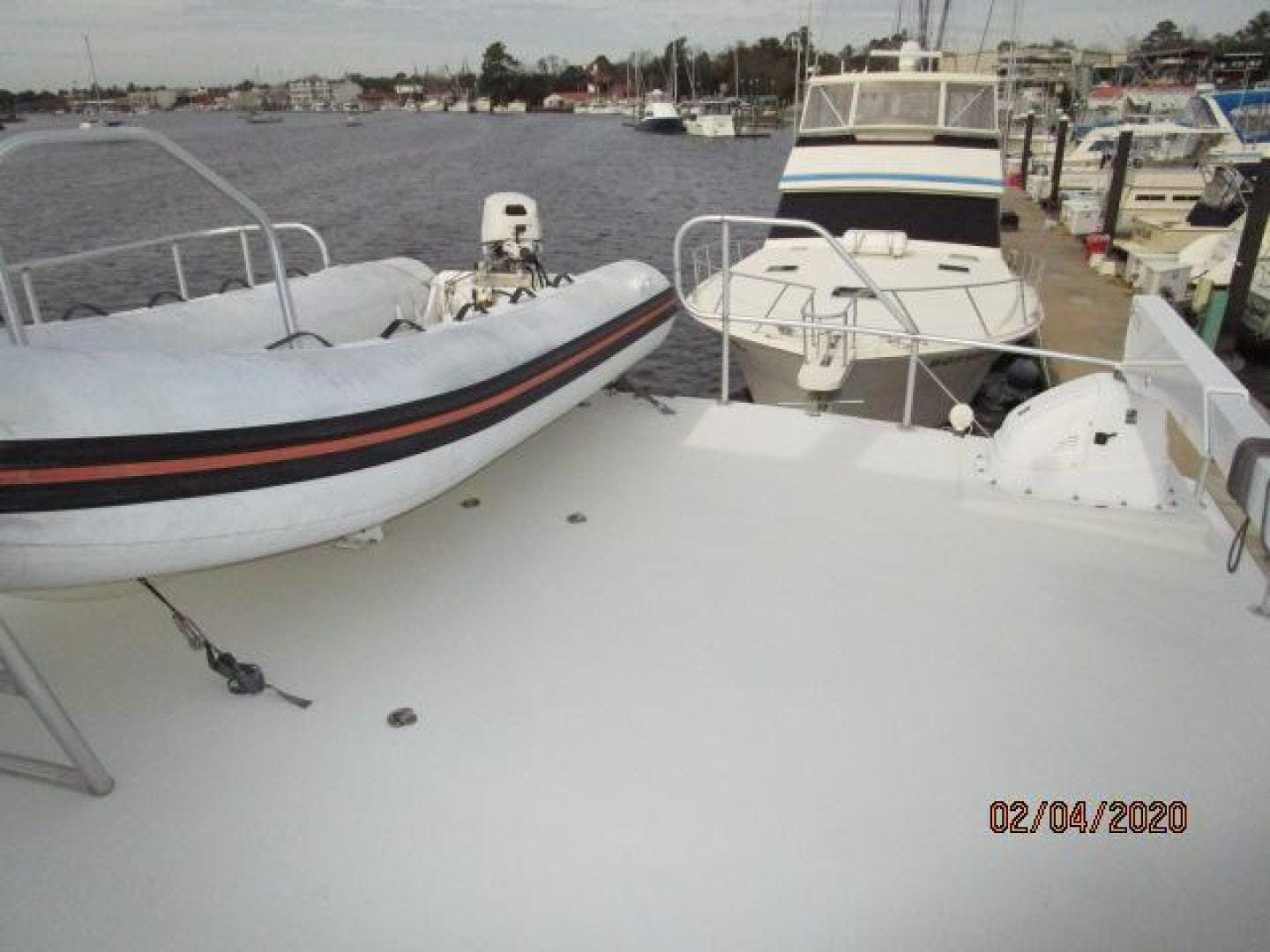 2010 Custom 65' Malcolm Tenant Power Cat Rhumba | Picture 3 of 96