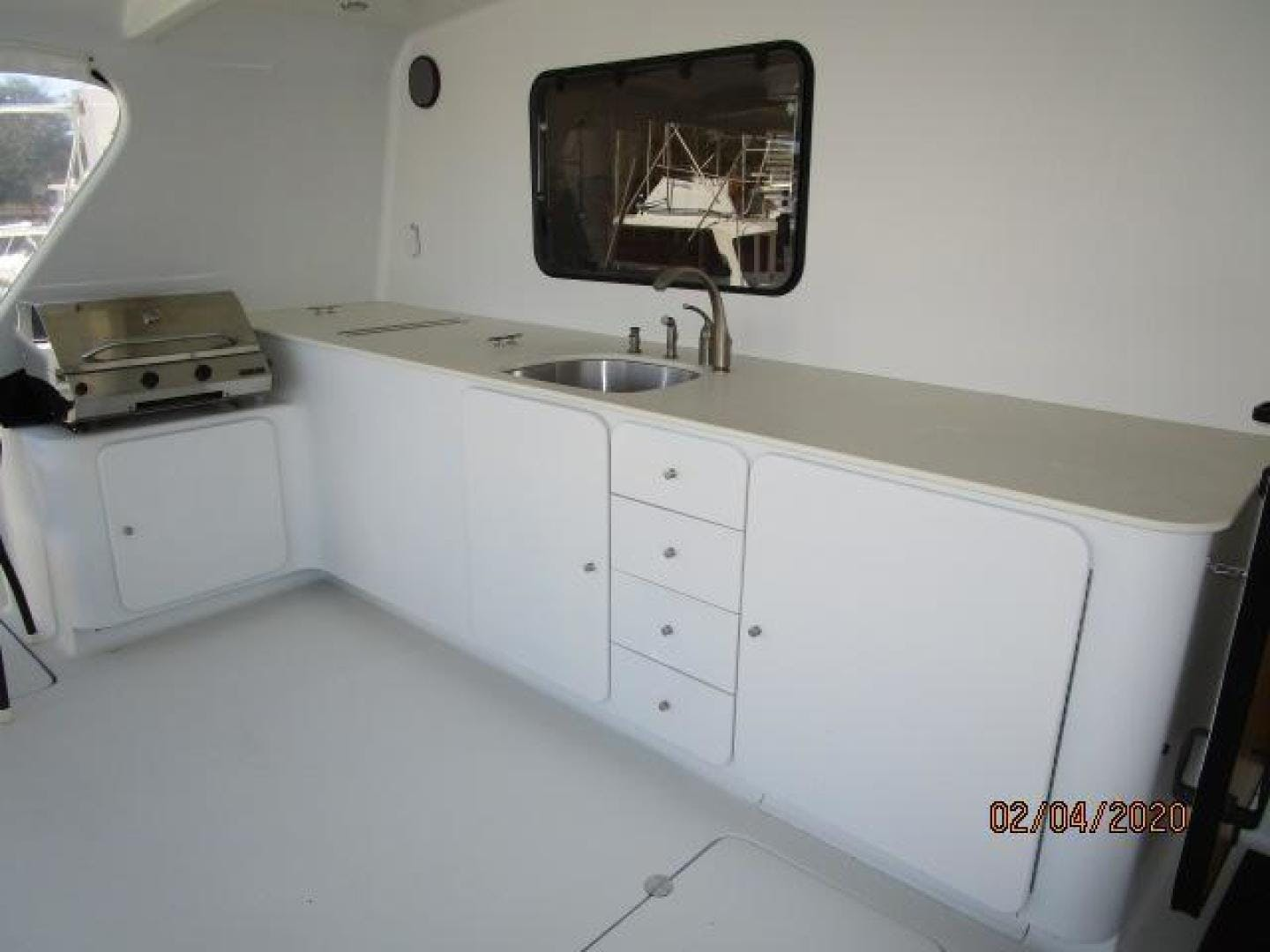 2010 Custom 65' Malcolm Tenant Power Cat Rhumba | Picture 5 of 96