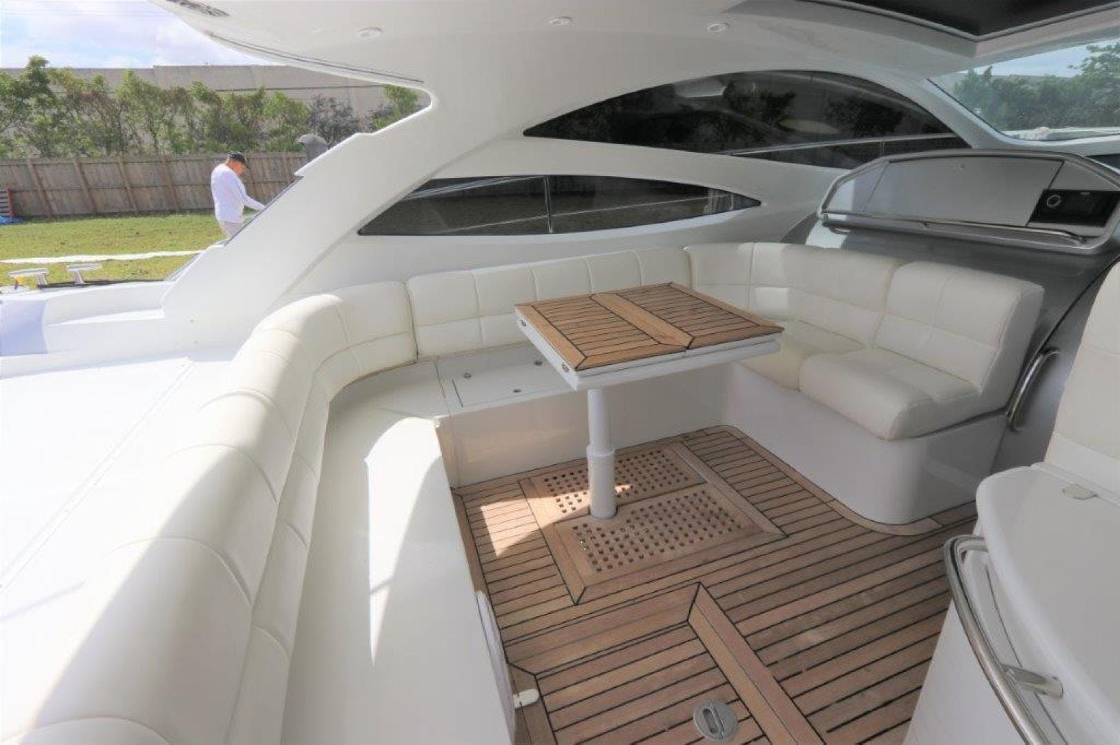 2004 Pershing 50' Express    Picture 8 of 52