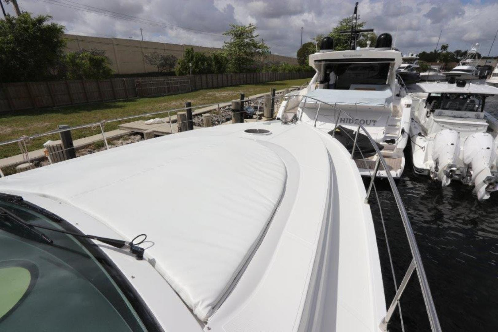 2004 Pershing 50' Express    Picture 2 of 52
