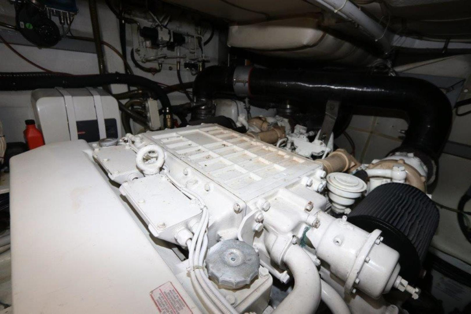 2004 Pershing 50' Express    Picture 6 of 52