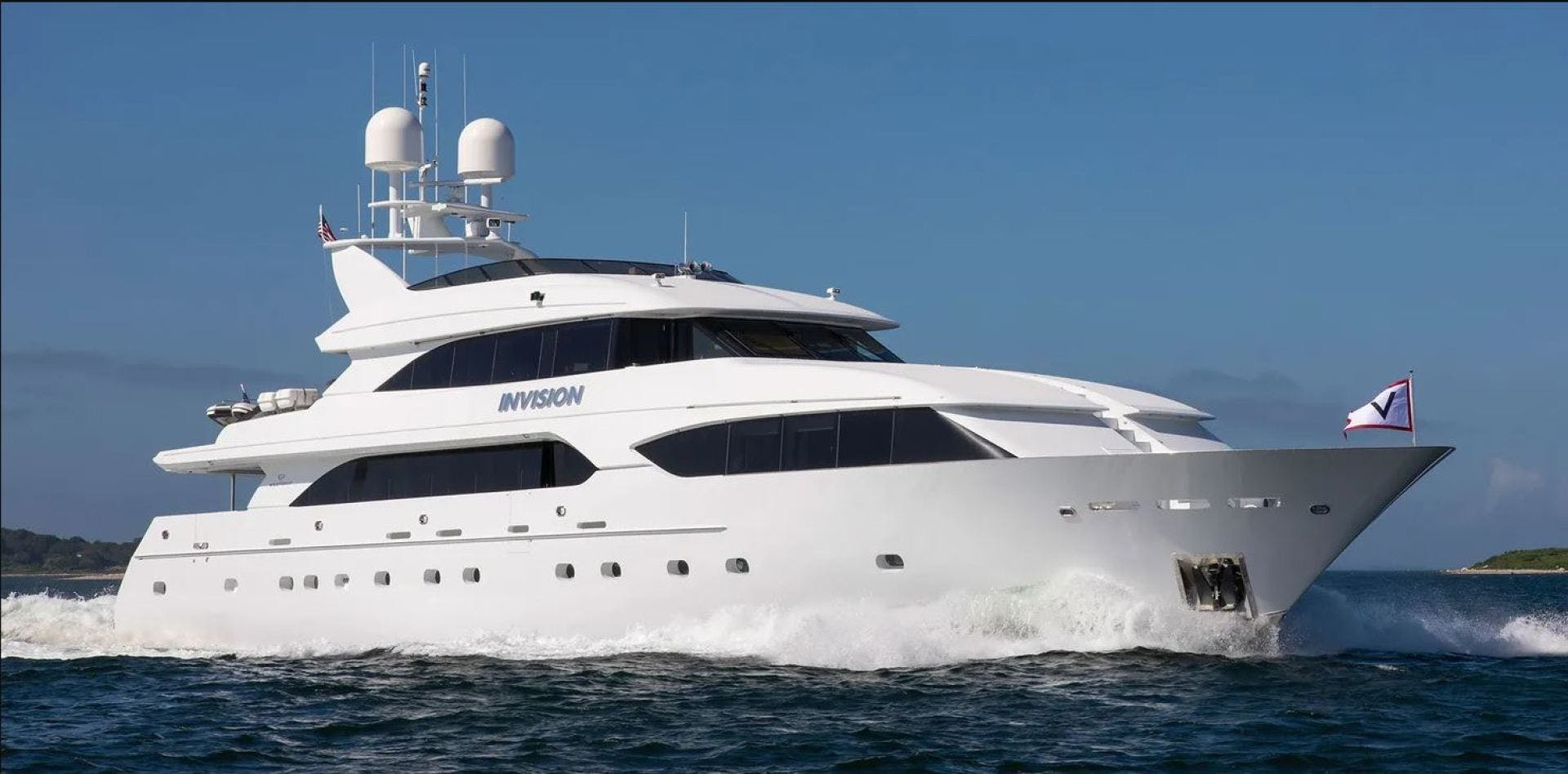 2001 Westship 132'  INVISION   Picture 1 of 53