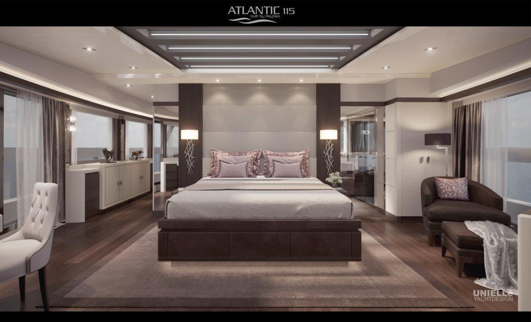 2021 Heysea 115' 115 Atlantic 115 Atlantic | Picture 2 of 42