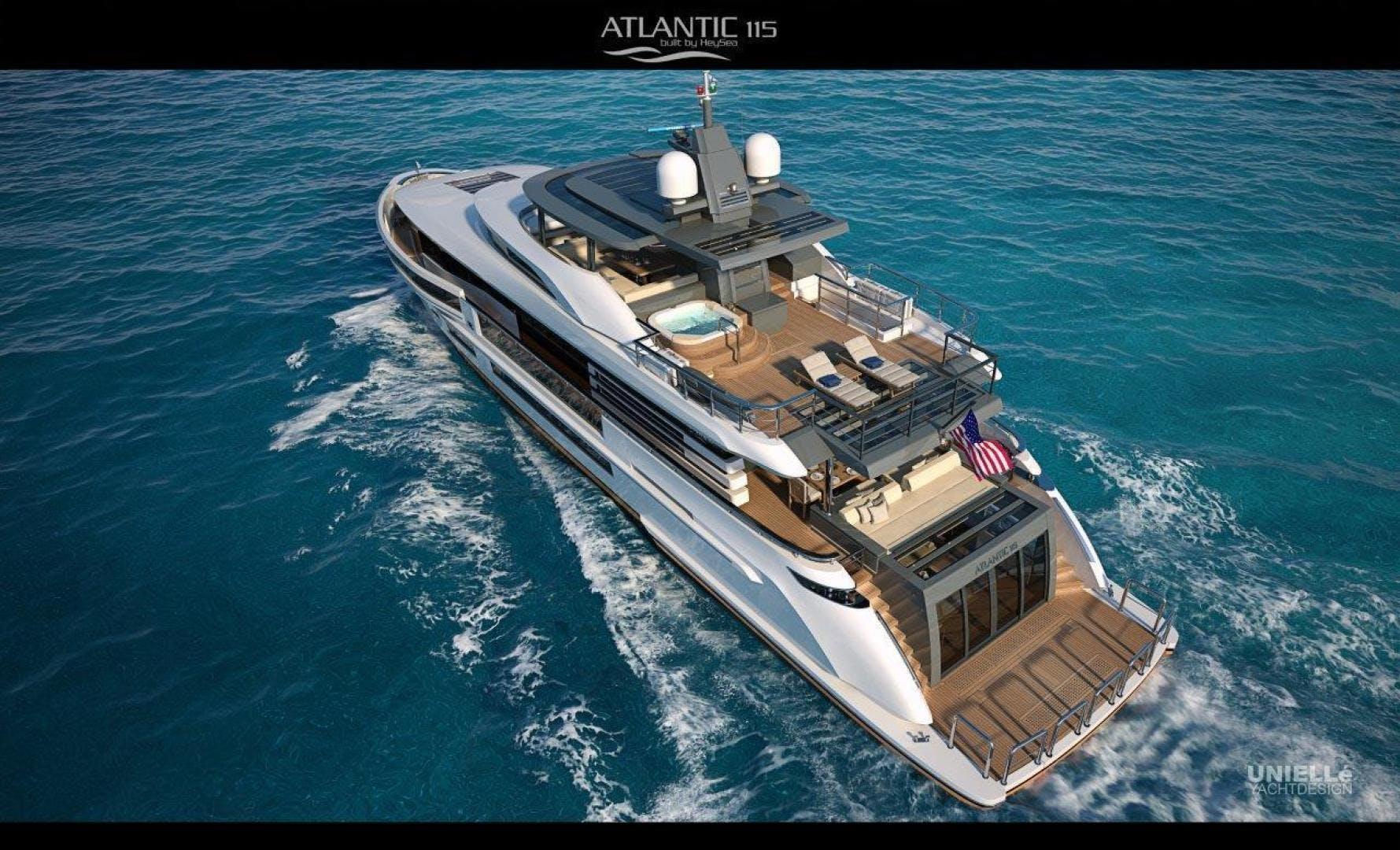 2021 Heysea 115' 115 Atlantic 115 Atlantic | Picture 3 of 42