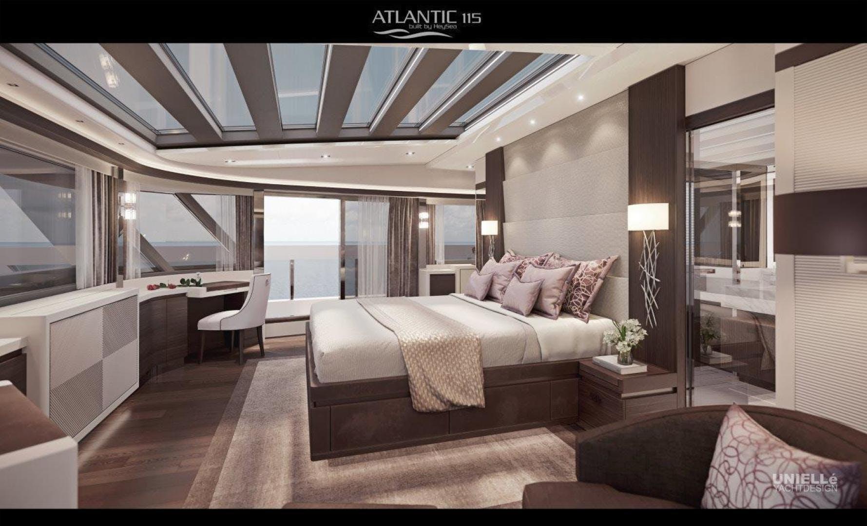 2021 Heysea 115' 115 Atlantic 115 Atlantic | Picture 1 of 42