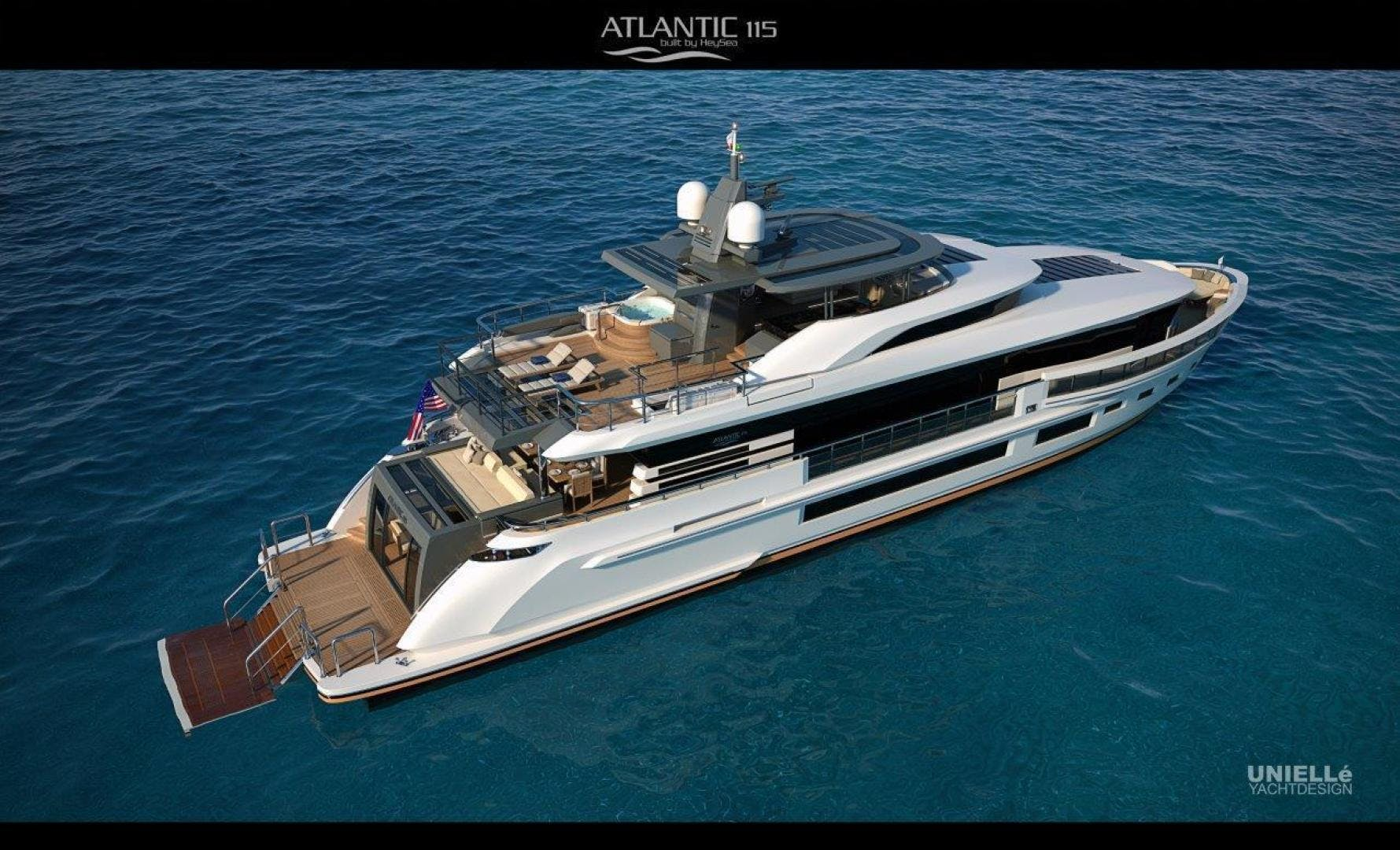2021 Heysea 115' 115 Atlantic 115 Atlantic | Picture 6 of 42
