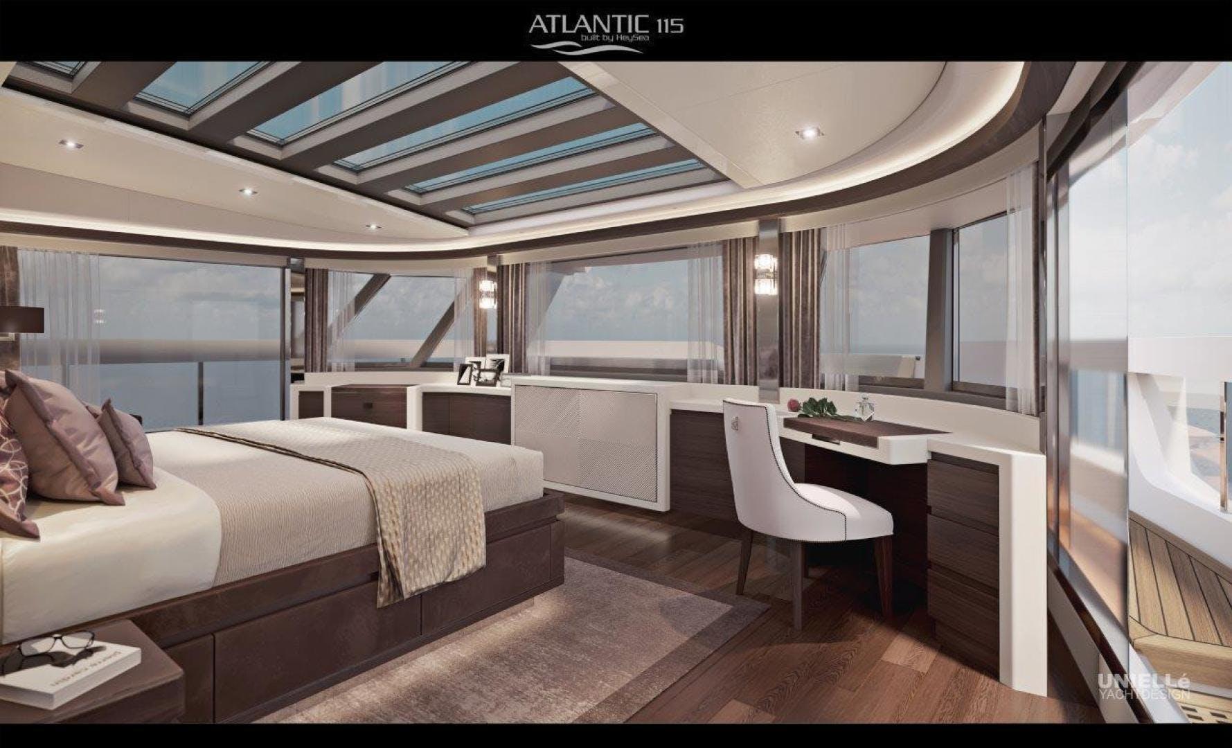 2021 Heysea 115' 115 Atlantic 115 Atlantic | Picture 8 of 42