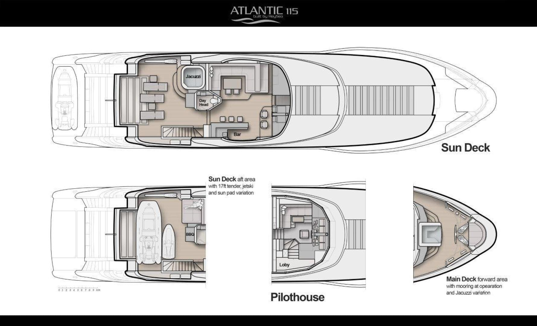 2021 Heysea 115' 115 Atlantic 115 Atlantic | Picture 7 of 42