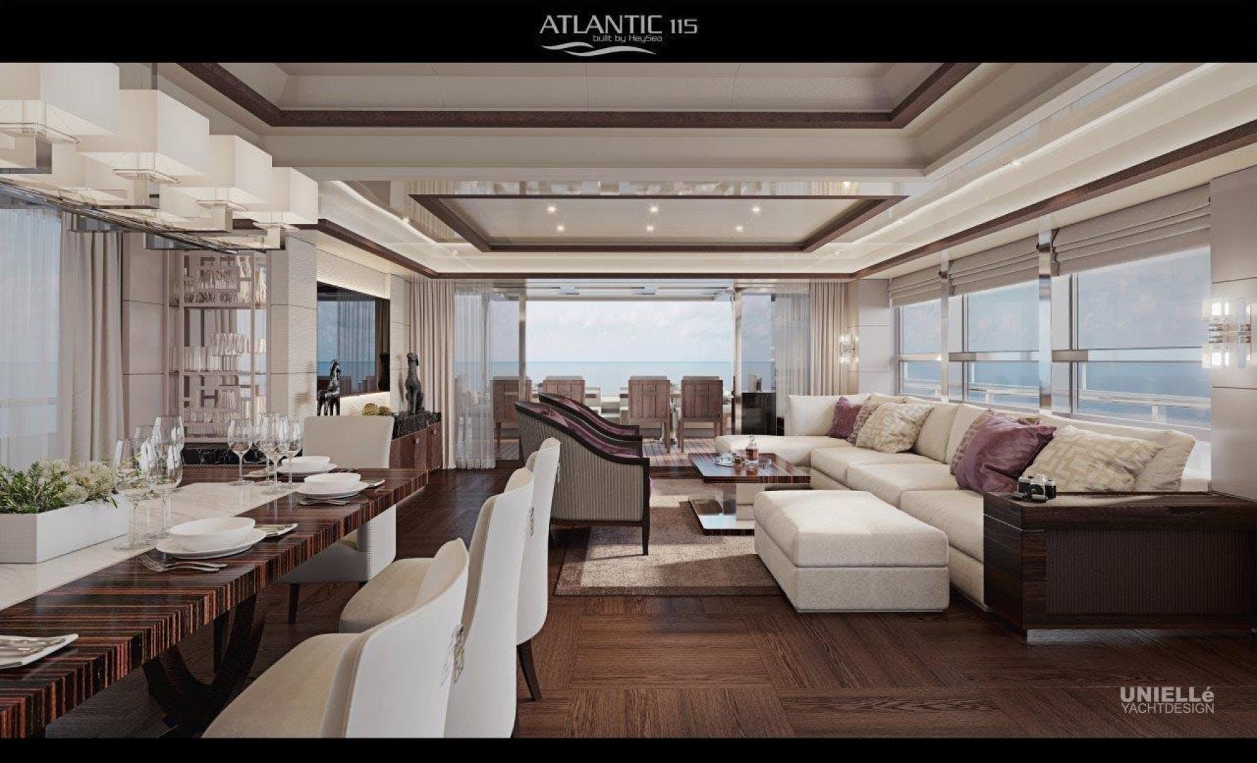 2021 Heysea 115' 115 Atlantic 115 Atlantic | Picture 5 of 42