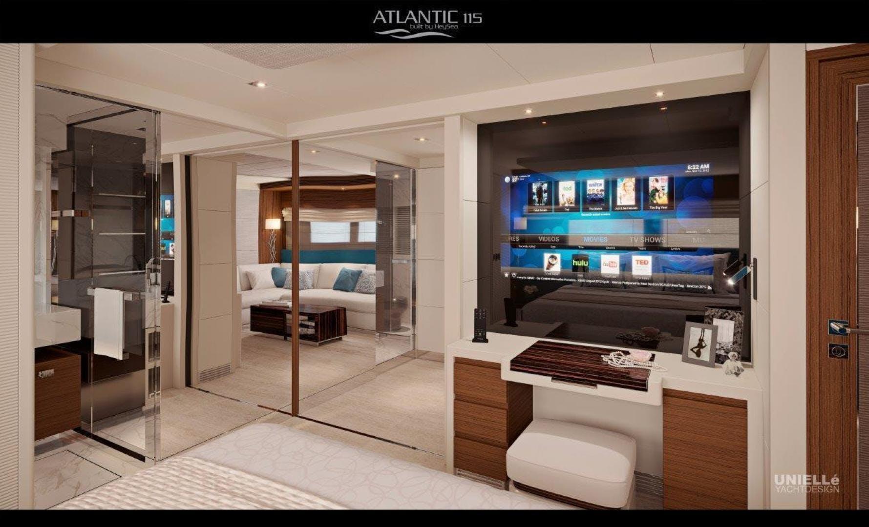 2021 Heysea 115' 115 Atlantic 115 Atlantic | Picture 4 of 42