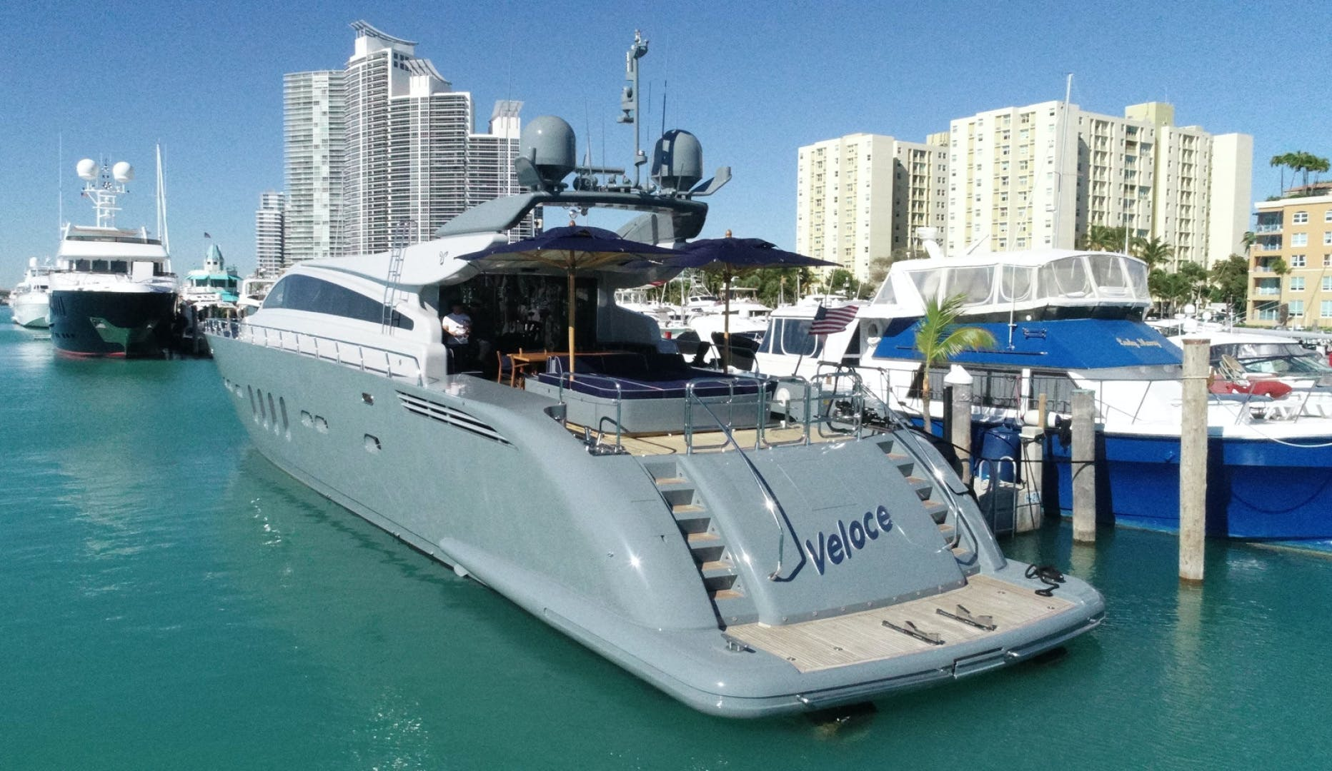 2007 Leopard 101' Motor Yacht Veloce | Picture 5 of 73