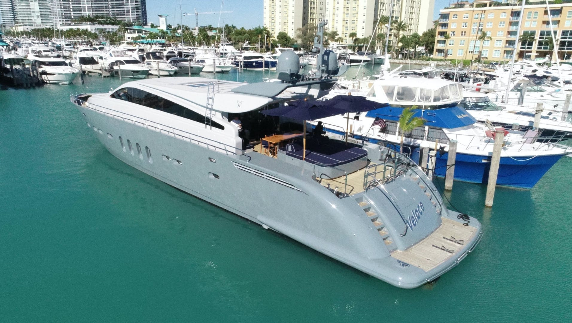 2007 Leopard 101' Motor Yacht Veloce | Picture 6 of 73