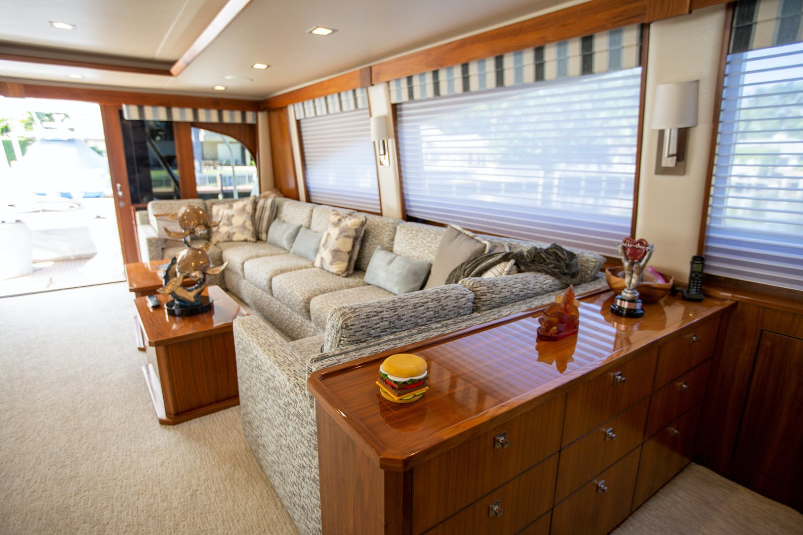 2016 Viking 92' 92 Enclosed Bridge Berry Patch | Picture 4 of 92