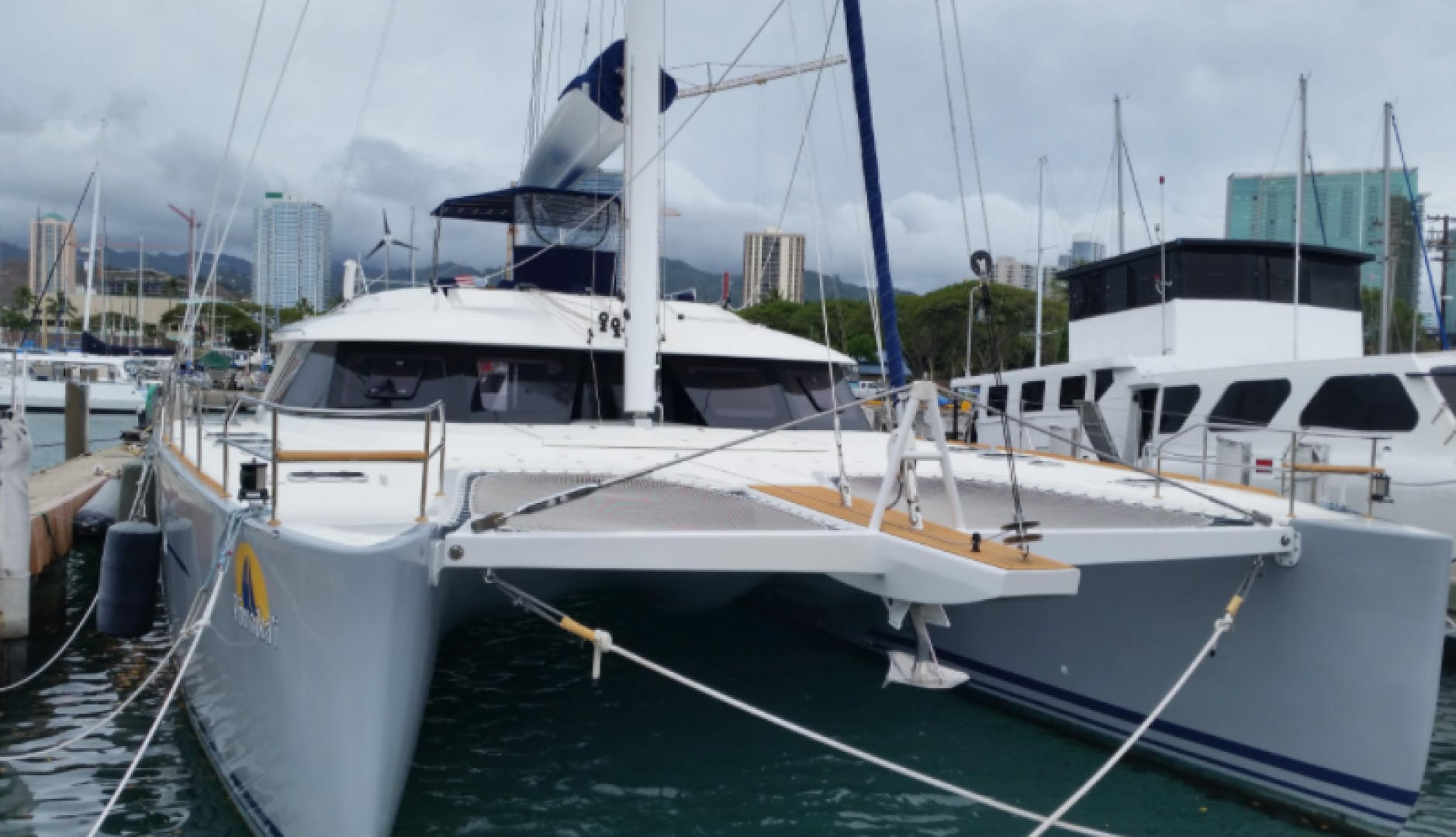2012 Sunreef 70' Sailing 70  | Picture 2 of 21
