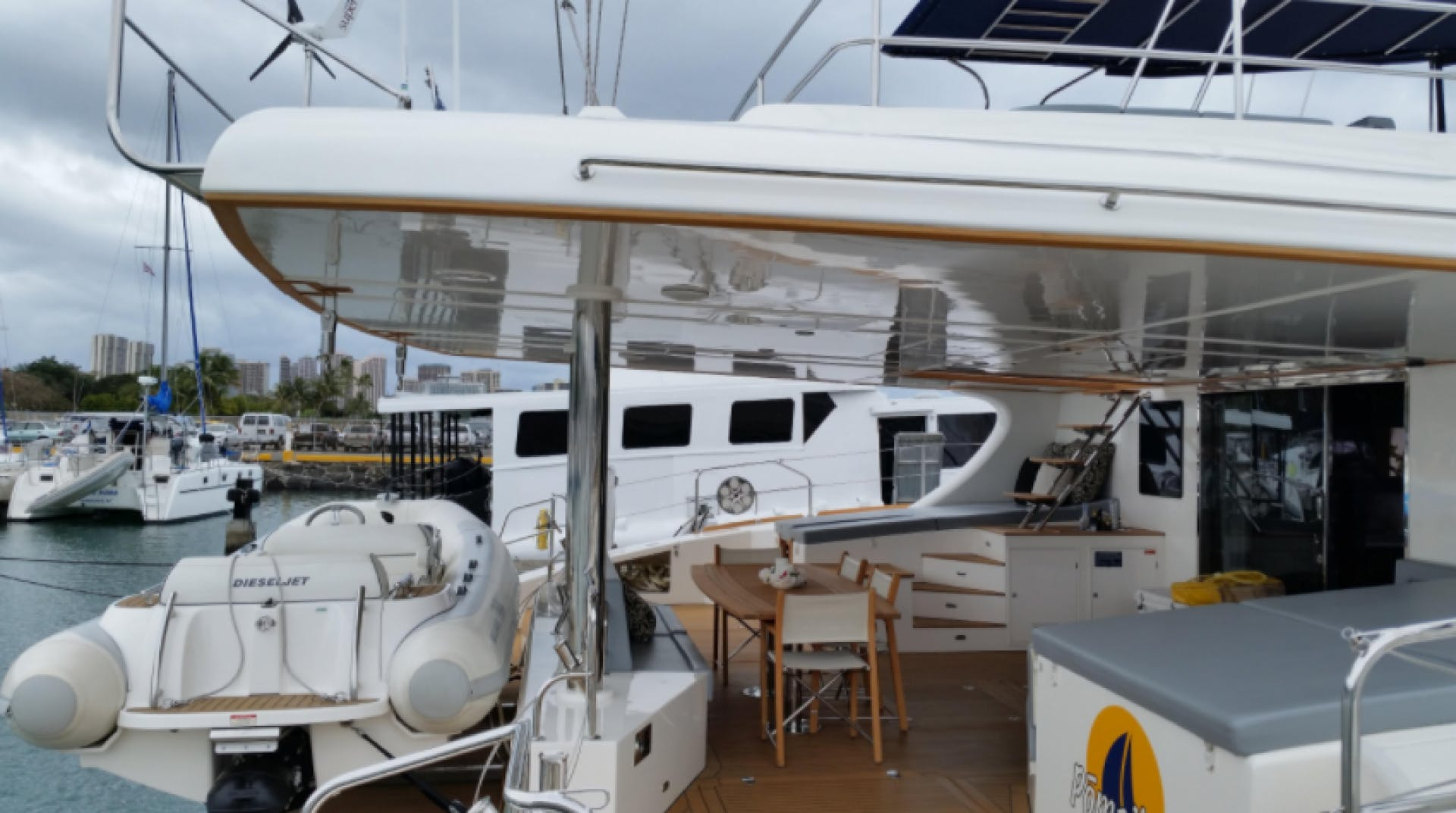 2012 Sunreef 70' Sailing 70  | Picture 3 of 21