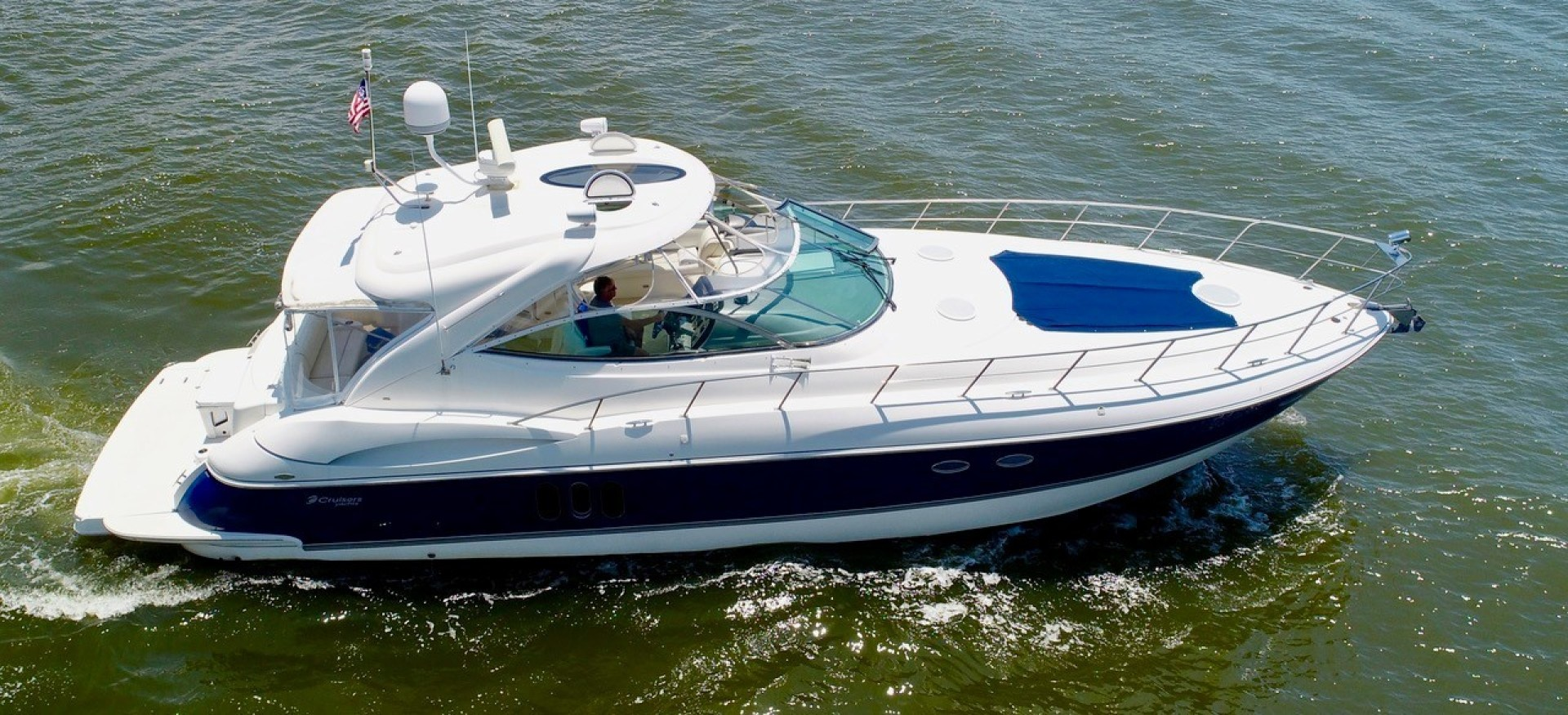 50' Cruisers Yachts 2005 500 Express Conference Call