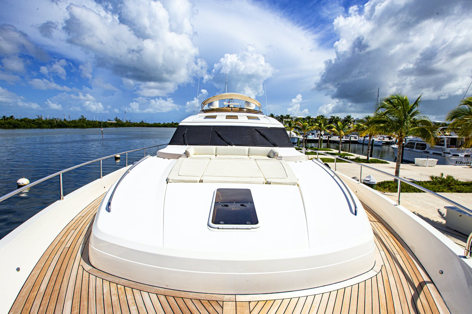 2009 Viking Princess 85' V85 Las Brisas | Picture 3 of 86