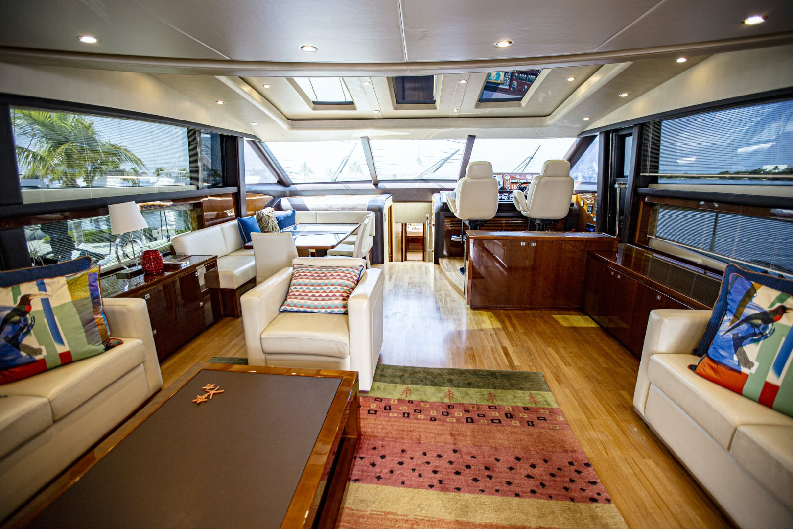 2009 Viking Princess 85' V85 Las Brisas | Picture 7 of 86
