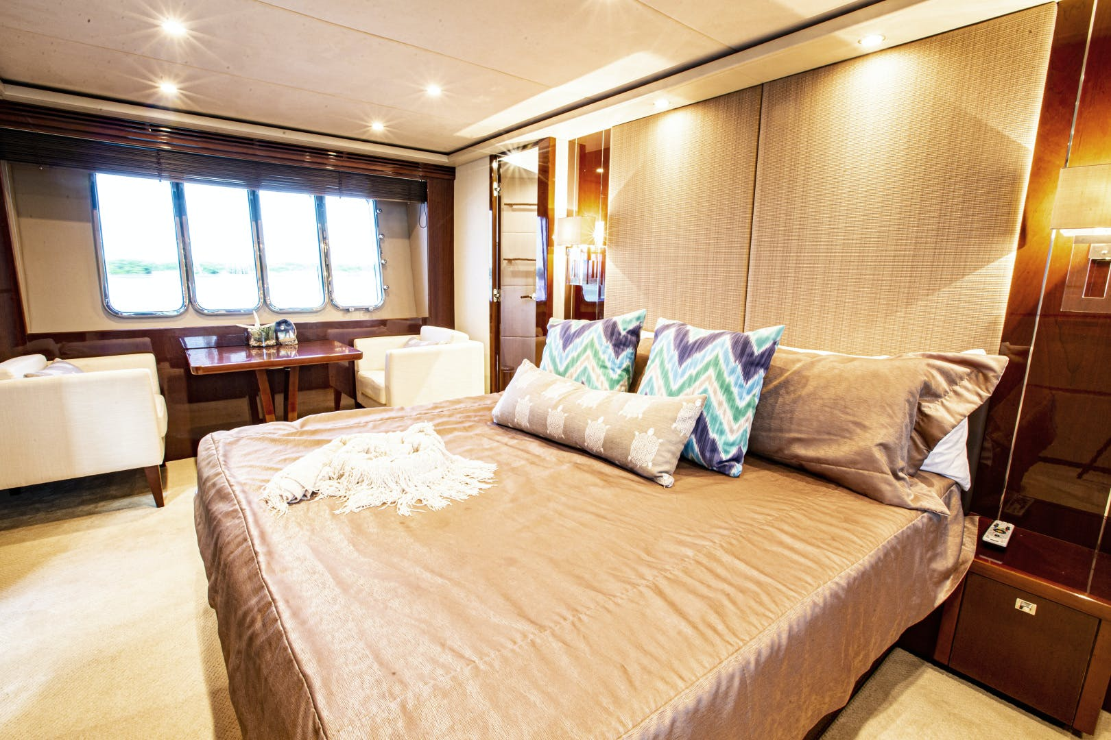 2009 Viking Princess 85' V85 Las Brisas | Picture 4 of 86