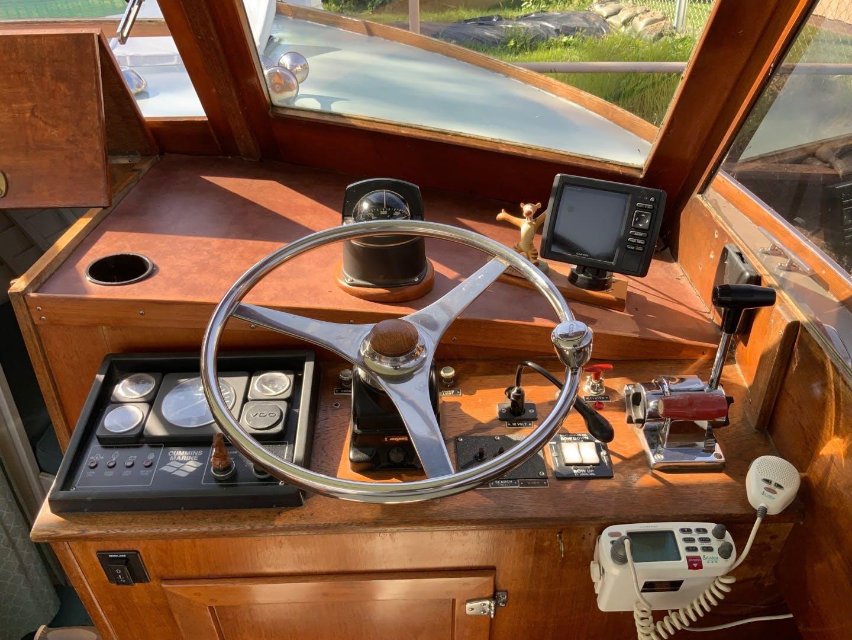 1990 Custom 26' Pedersen Lapstrake Jersey Skiff Tiger | Picture 1 of 26