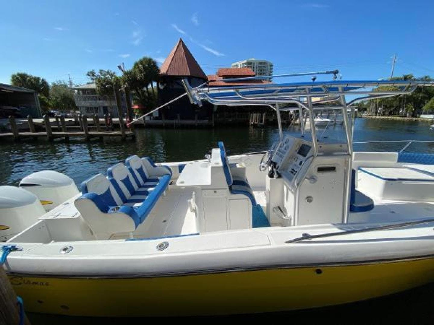 2003 Stamas 29' 290 Tarpon 290 Tarpon | Picture 6 of 21