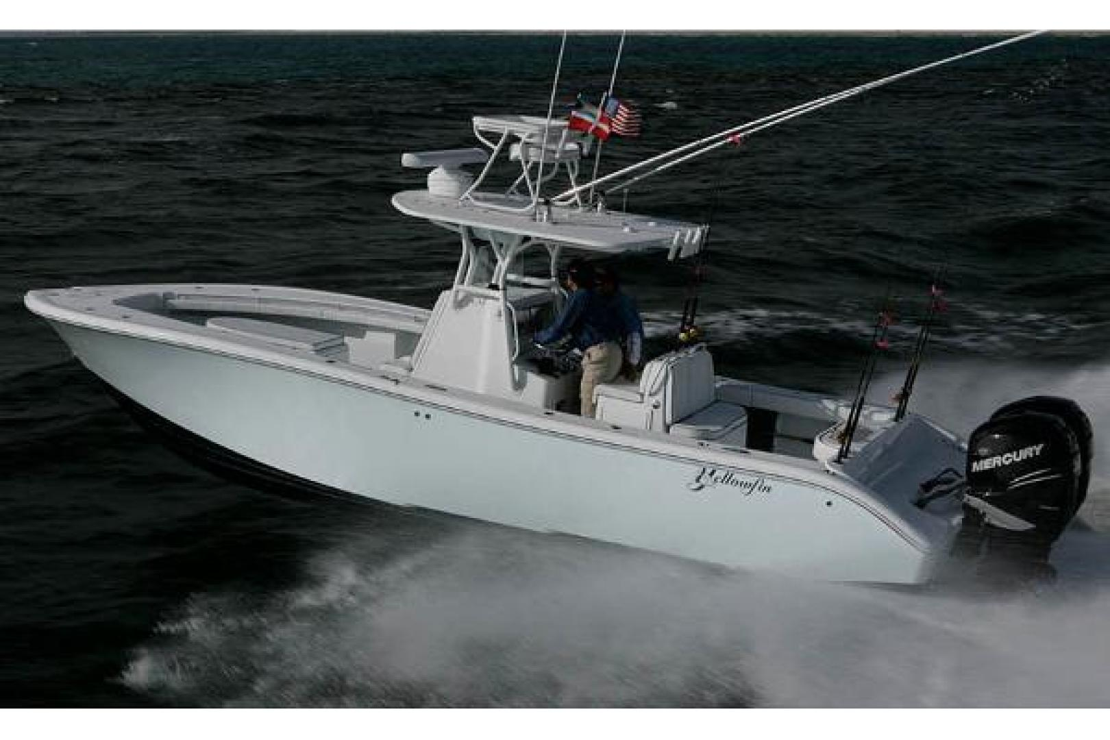 """2021 Yellowfin 32' 32 Offshore """"32 Offshore"""""""