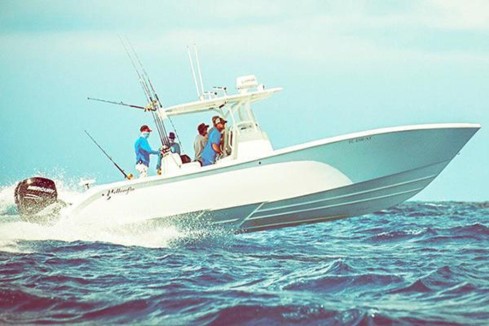 2021 Yellowfin 32' 32 Offshore 32 Offshore | Picture 7 of 9