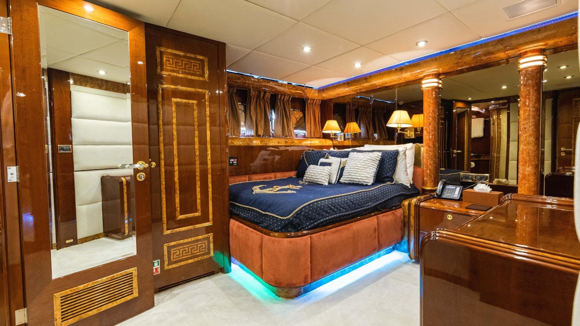 2003 Millennium Super Yachts 118' Raised Pilothouse Arthur's Way | Picture 6 of 54