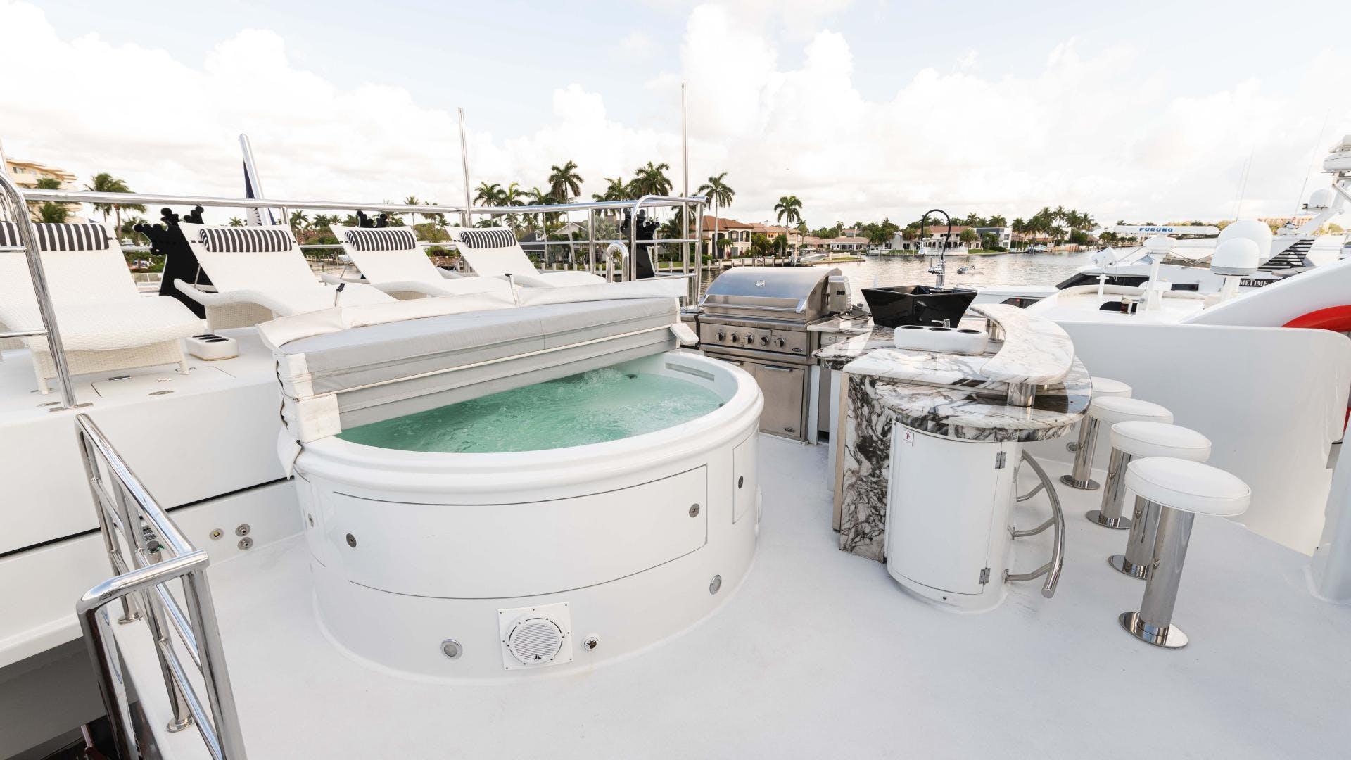 2003 Millennium Super Yachts 118' Raised Pilothouse Arthur's Way | Picture 8 of 54