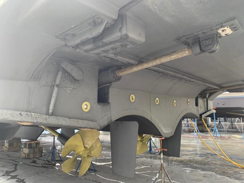 2003 Millennium Super Yachts 118' Raised Pilothouse Arthur's Way | Picture 5 of 54