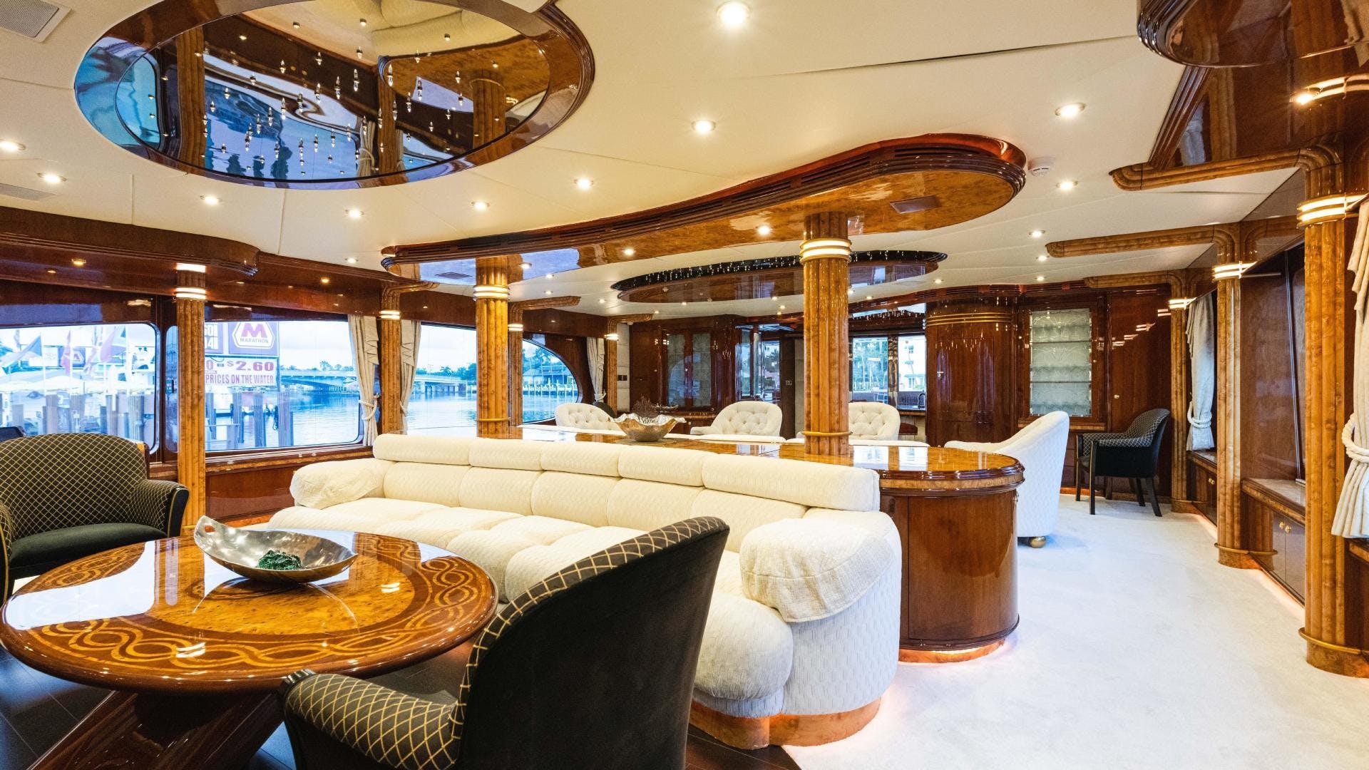 2003 Millennium Super Yachts 118' Raised Pilothouse Arthur's Way | Picture 4 of 54