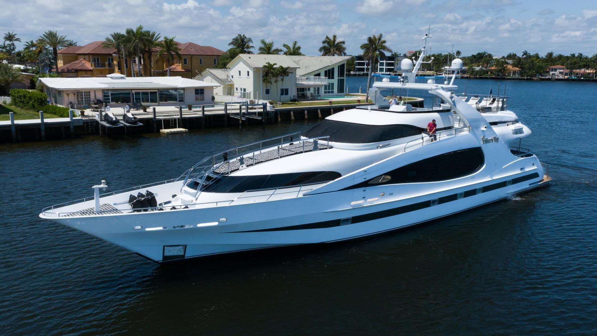 2003 Millennium Super Yachts 118' Raised Pilothouse Arthur's Way | Picture 2 of 54
