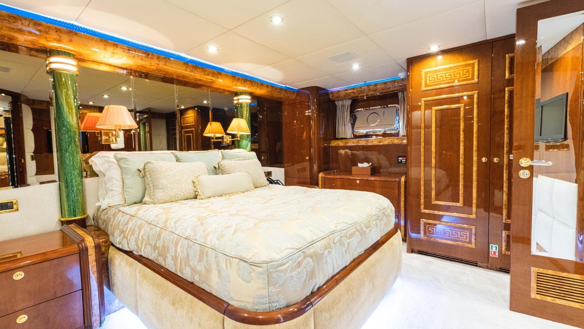 2003 Millennium Super Yachts 118' Raised Pilothouse Arthur's Way | Picture 7 of 54