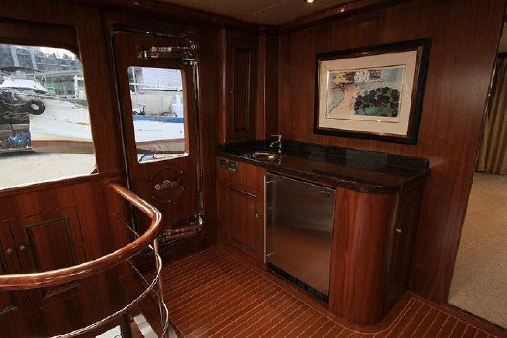 2011 President 107' Motor Yacht White Lotus | Picture 8 of 58