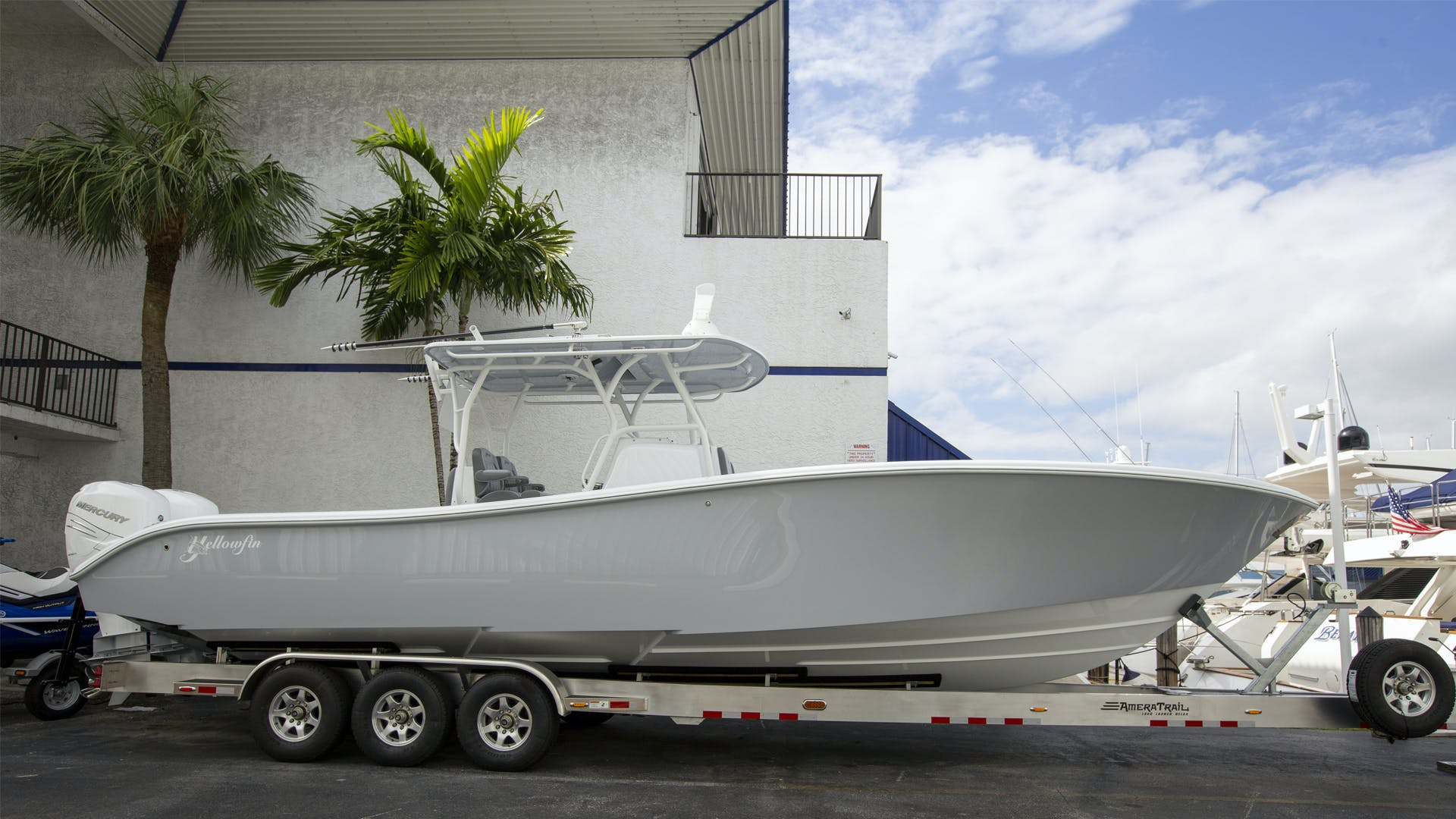 2021 Yellowfin 34' 34 Offshore 34 Offshore   In Stock Now | Picture 1 of 18