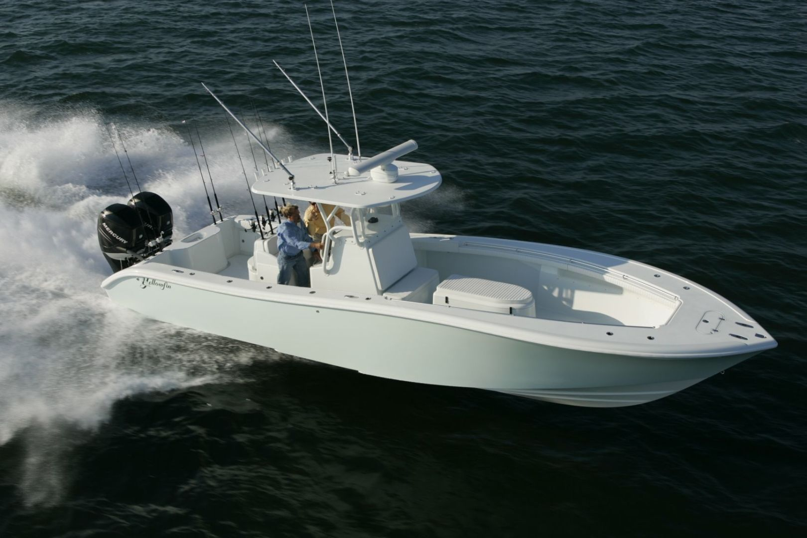 34' Yellowfin 2021 34 Offshore 34 Offshore
