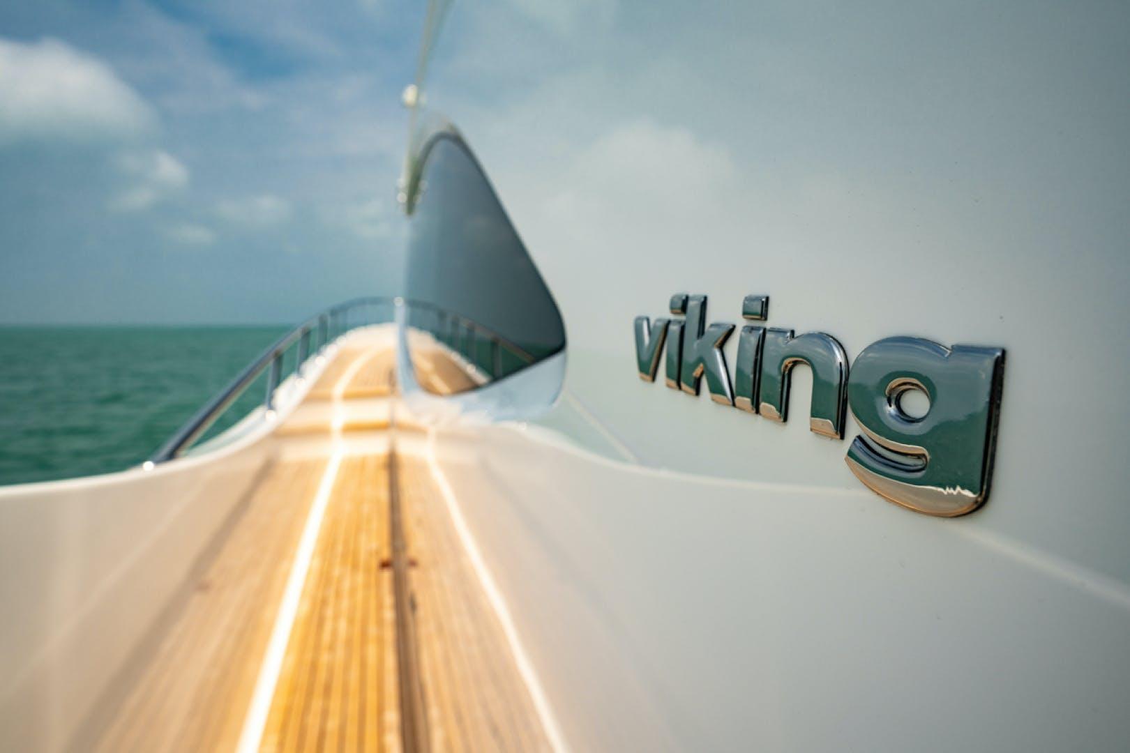 2019 Viking 82' 82 Cockpit MY Make It Happen | Picture 1 of 67
