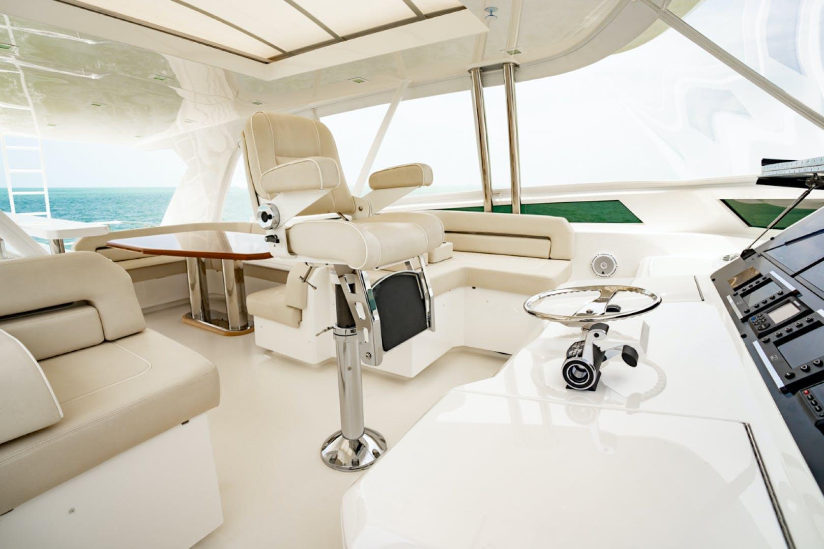2019 Viking 82' 82 Cockpit MY Make It Happen | Picture 6 of 67