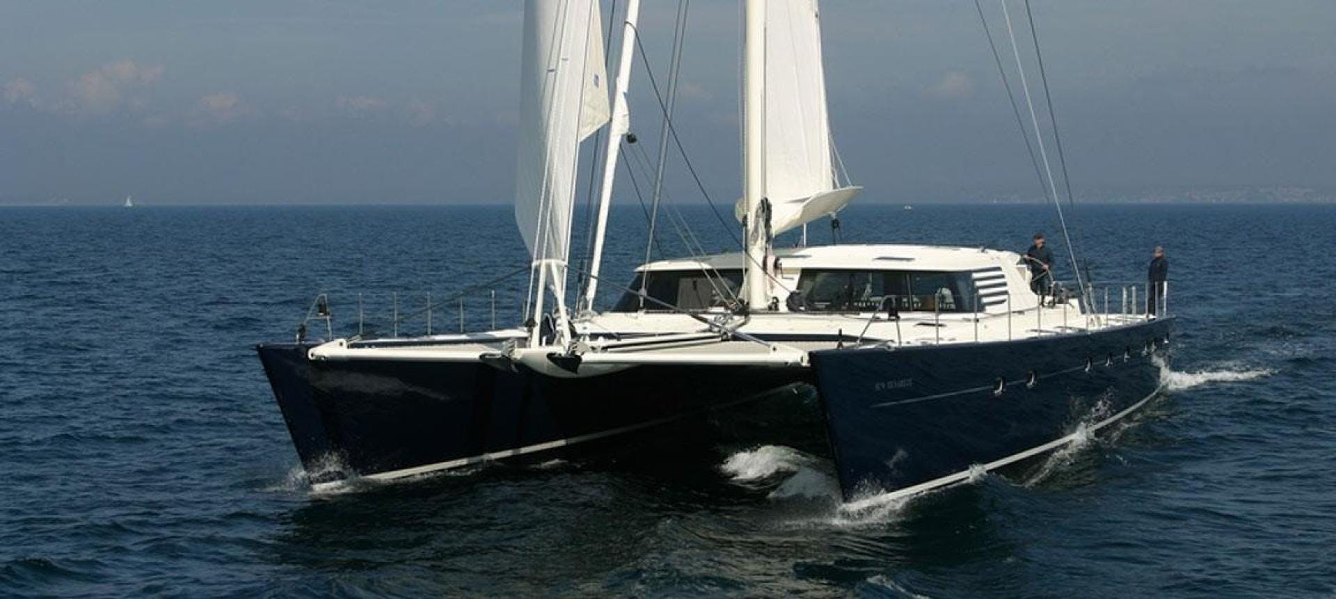 2004 JFA 84' Catamaran Azizam | Picture 1 of 28