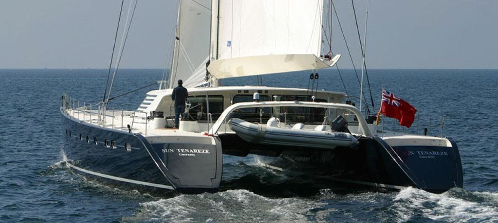 2004 JFA 84' Catamaran Azizam | Picture 3 of 28