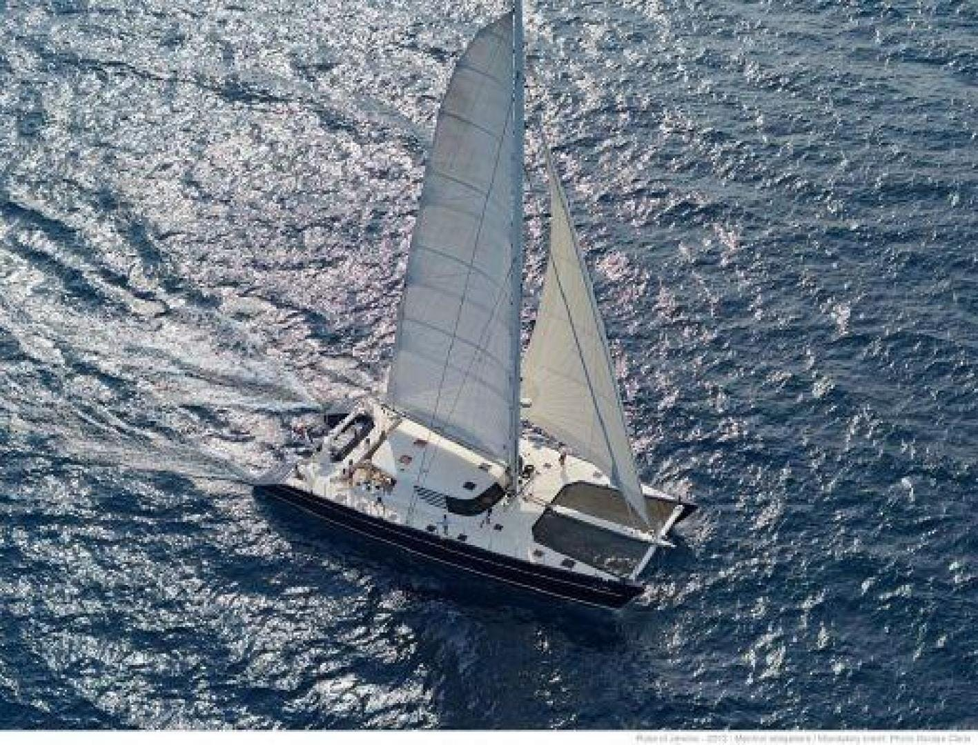 2004 JFA 84' Catamaran Azizam | Picture 7 of 28