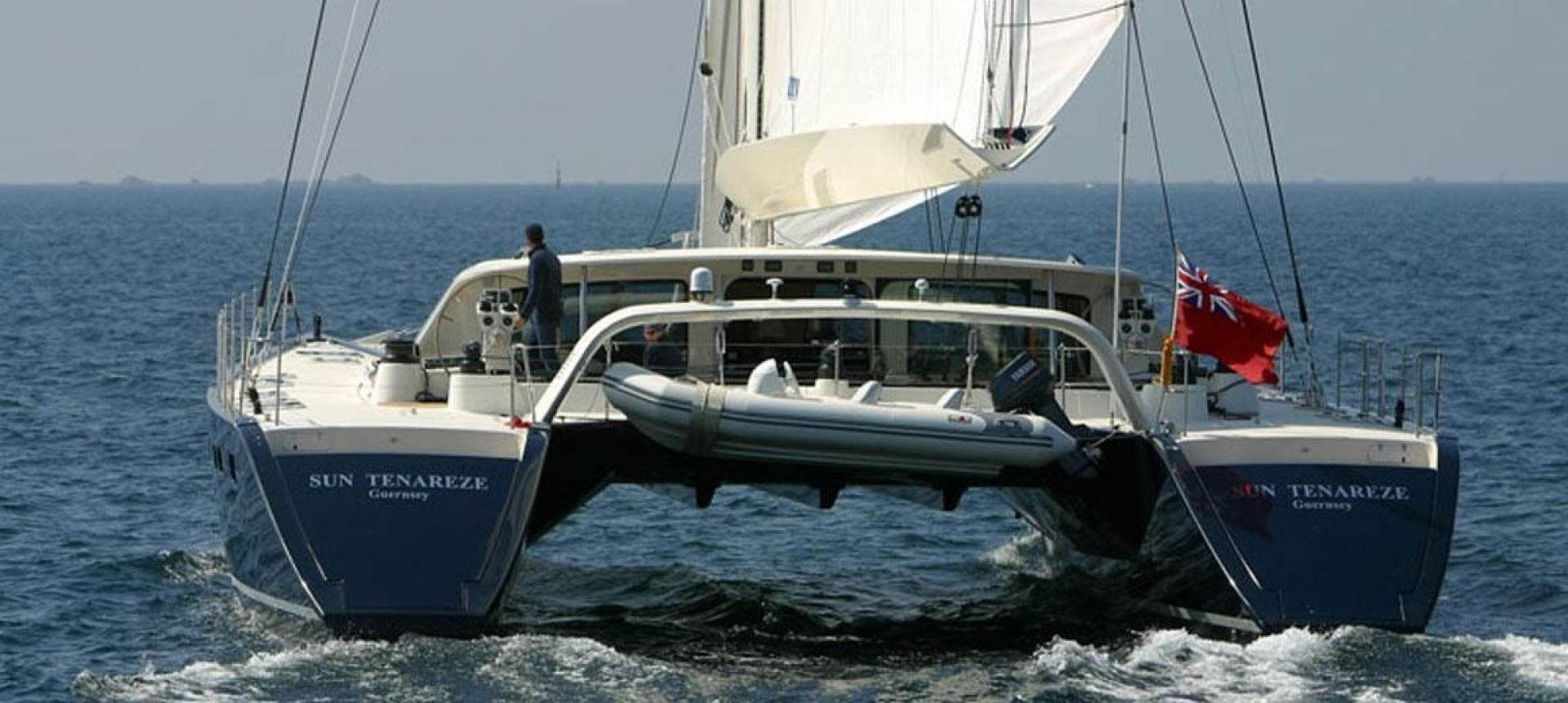 2004 JFA 84' Catamaran Azizam | Picture 4 of 28