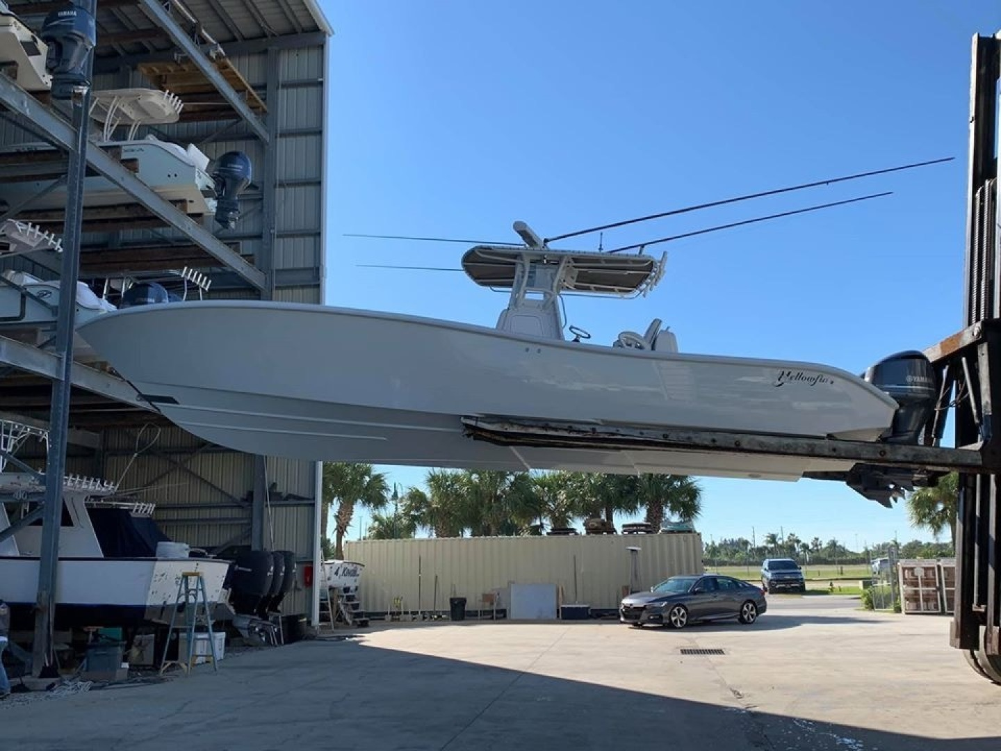 36' Yellowfin 2012 36 Offshore 36 Offshore