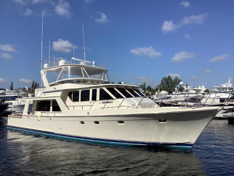 "2001 Offshore Yachts 62' 62 Pilot House ""Sandman II"""