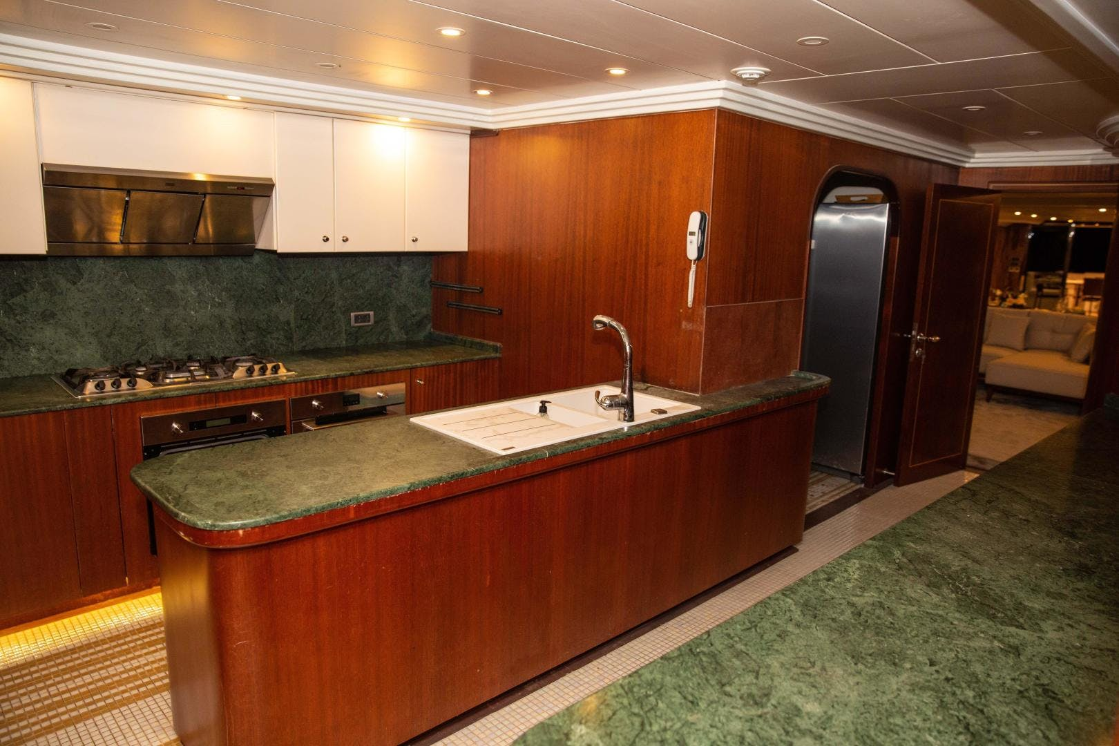 2011 Custom 150' 45M Trideck Adamaris | Picture 6 of 84