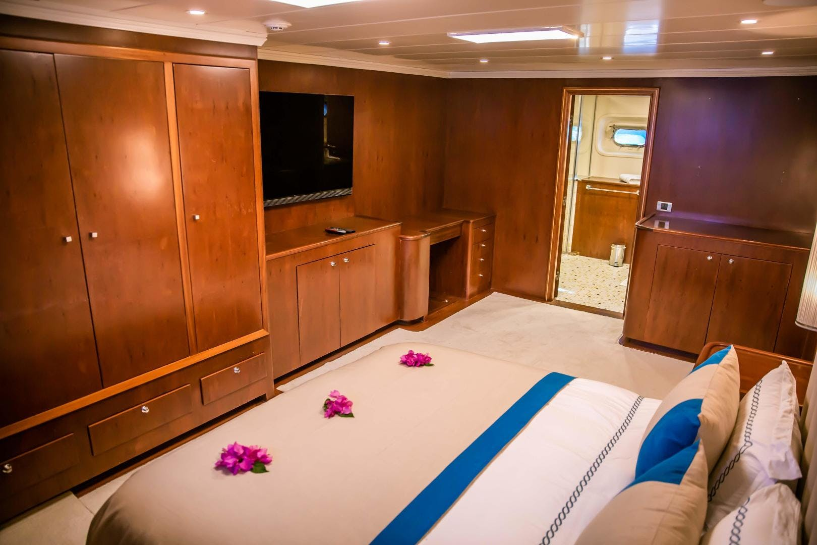 2011 Custom 150' 45M Trideck Adamaris | Picture 5 of 84