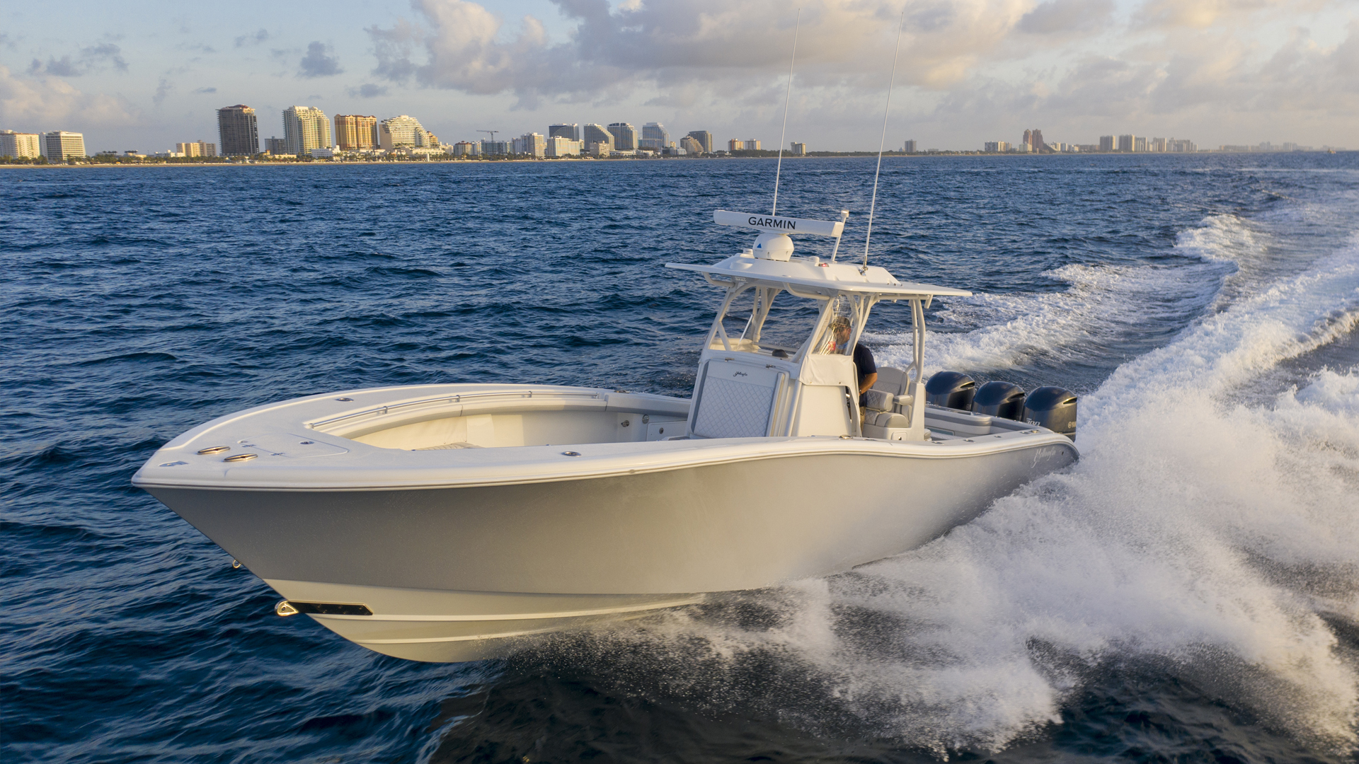 36' Yellowfin 2021 36 Offshore 36 Offshore