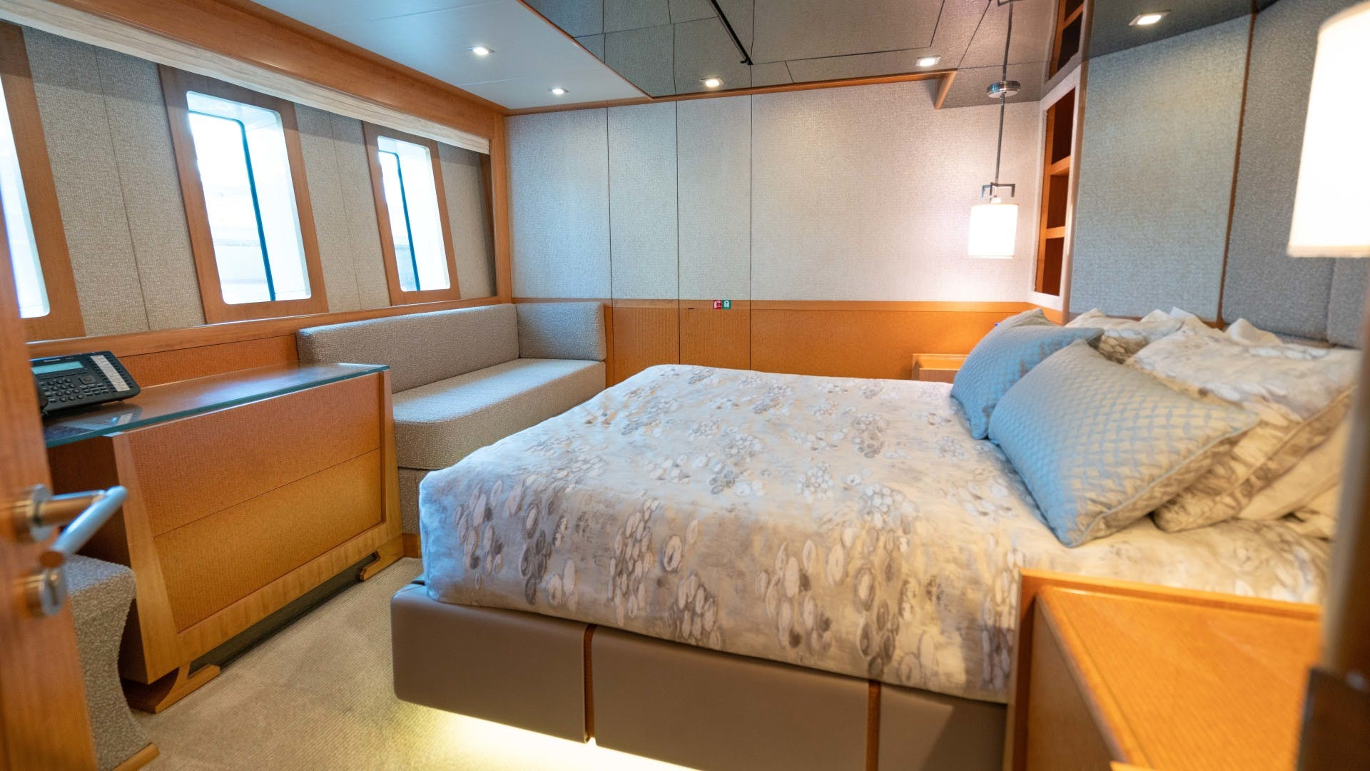 2016 IAG 133' Motor Yacht SERENITY   Picture 7 of 120