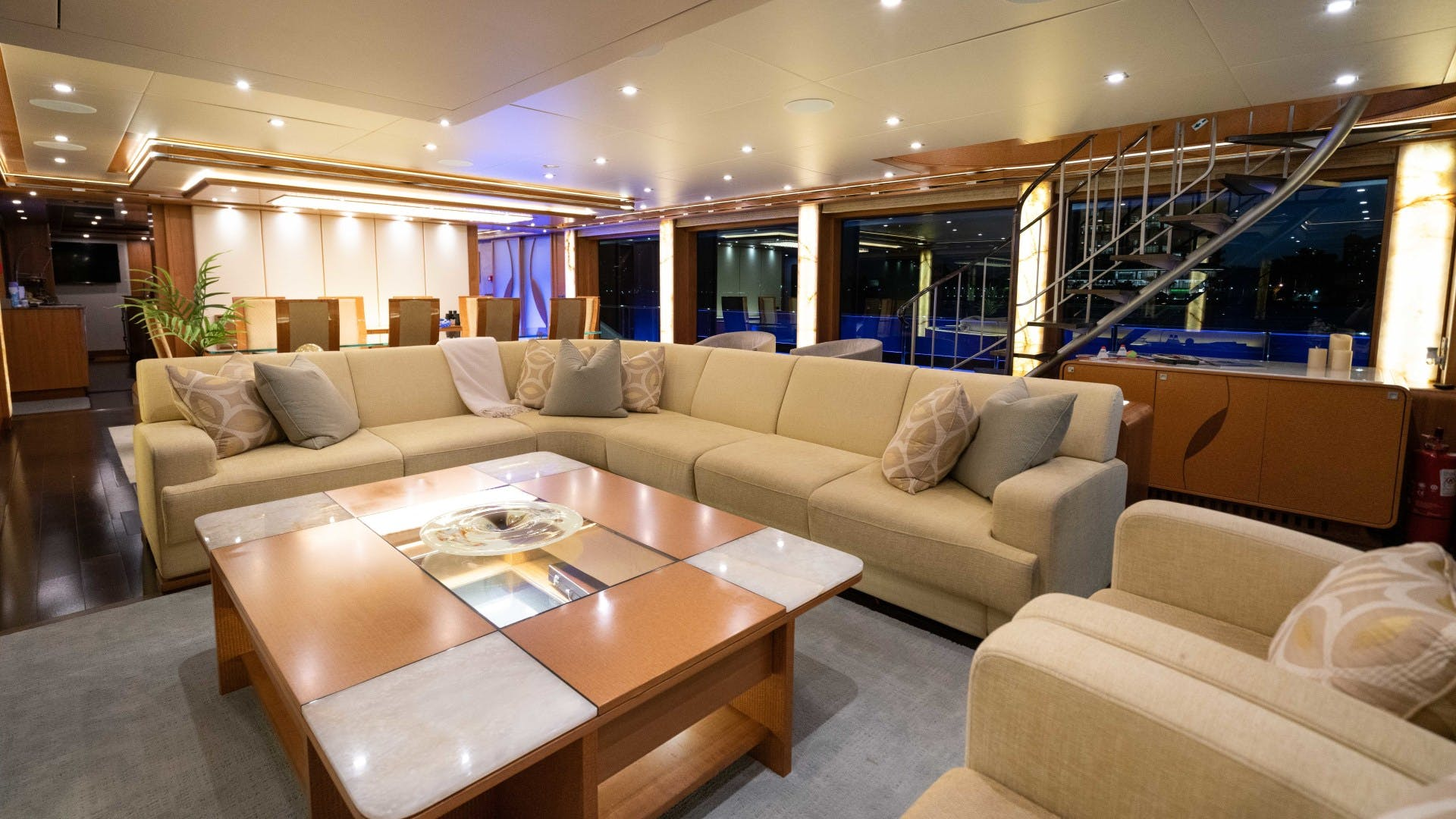 2016 IAG 133' Motor Yacht SERENITY   Picture 6 of 120