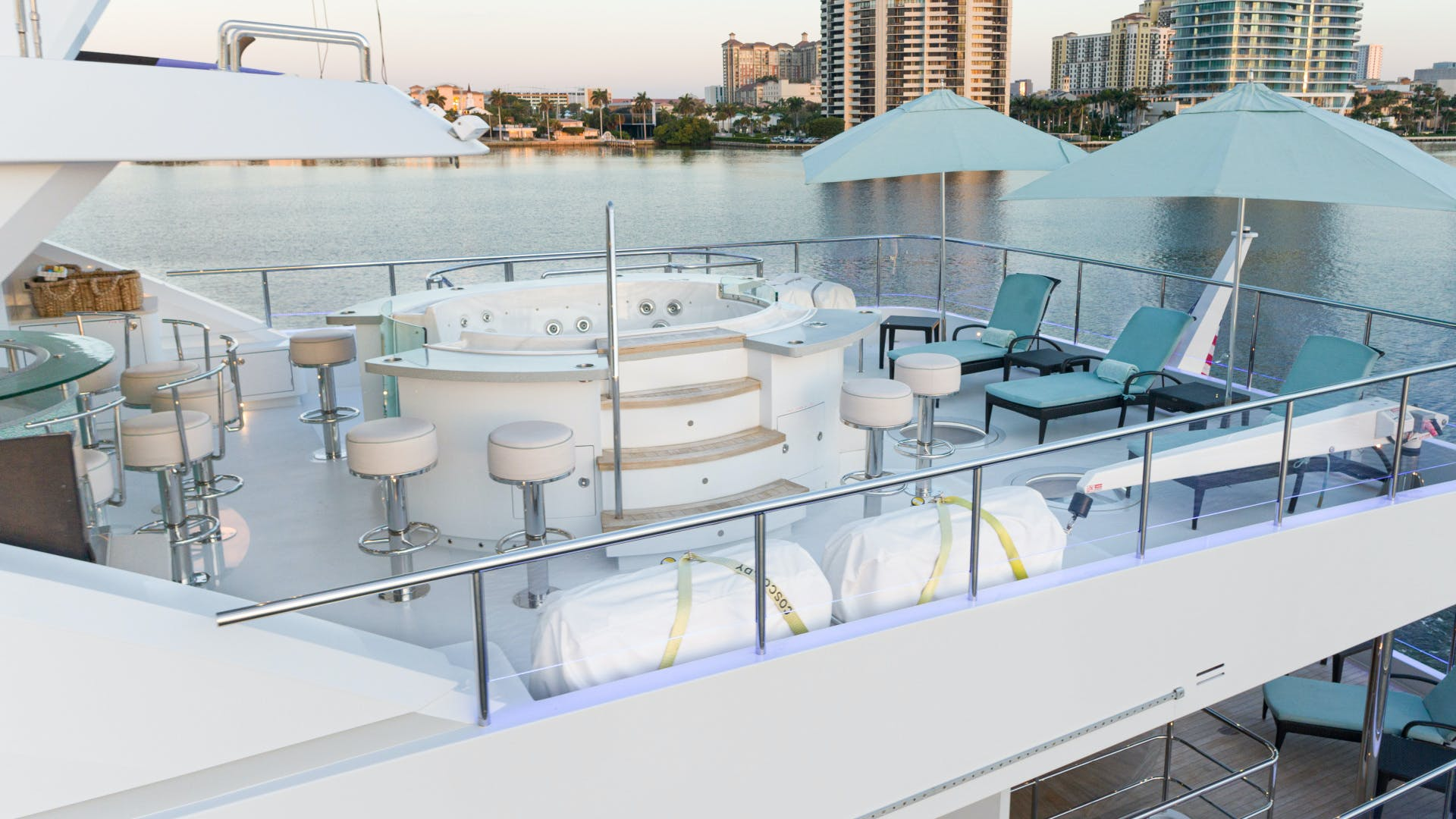 2016 IAG 133' Motor Yacht SERENITY   Picture 5 of 120